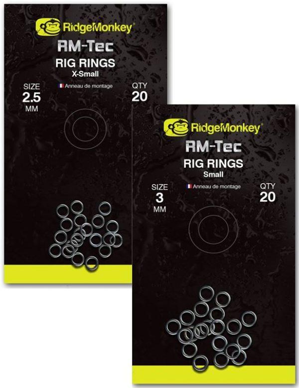 Ridge Monkey RM-Tec Rig Rings