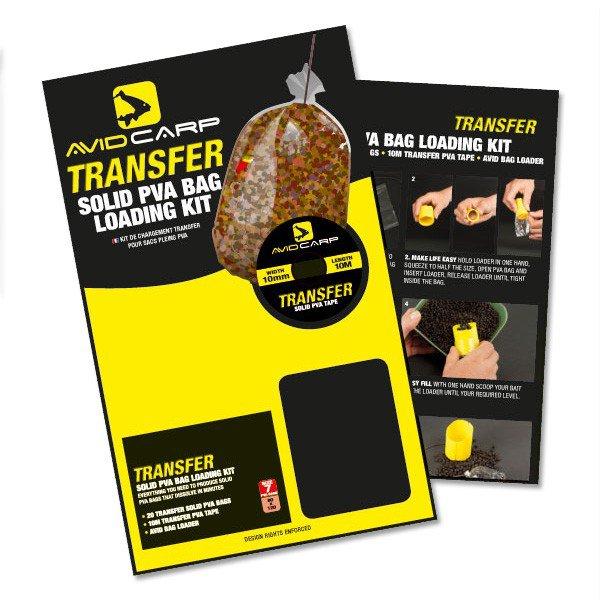 Avid Carp Transfer PVA Bag Loading Kit