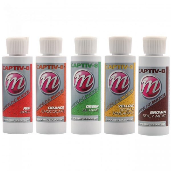 Mainline Match Captiv-8 Pellet Colourant Additive