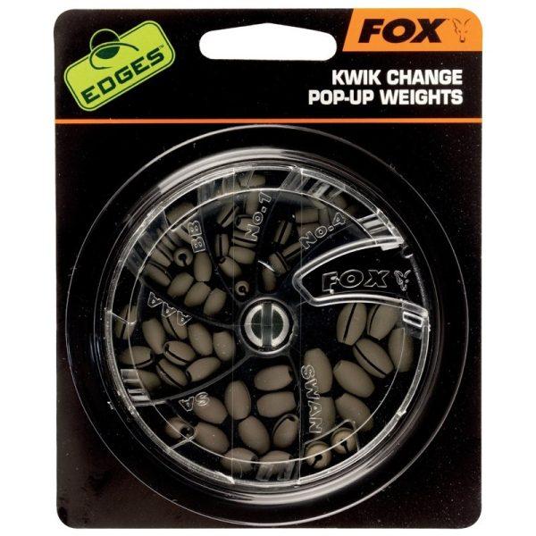 Fox Edges Kwick Change Pop Up Weights