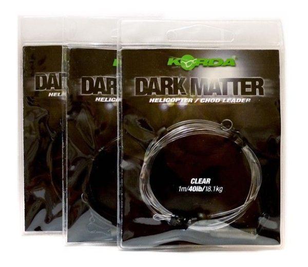 Korda Dark Matter Heli / Chod Leader