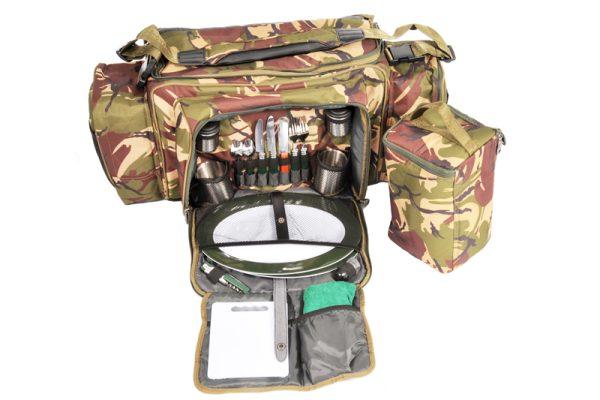 Prestige Carp Porter DPM Camo Front Food Bag