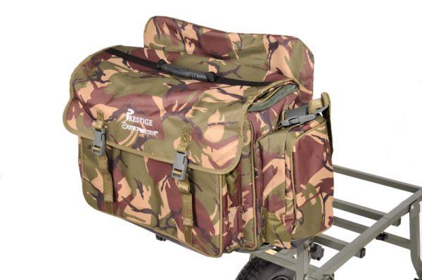Prestige Carp Porter DPM Camo Front Bag