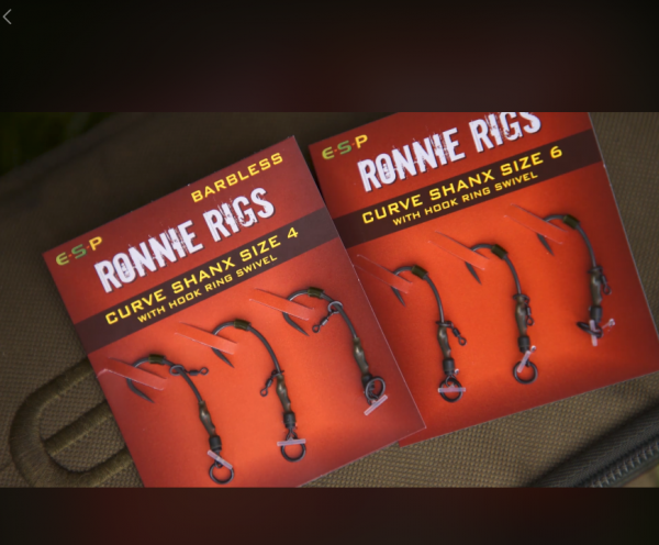 ESP Cryogen Ready Tied Ronnie Rigs