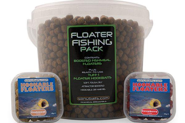 Sonubaits Floater Pack
