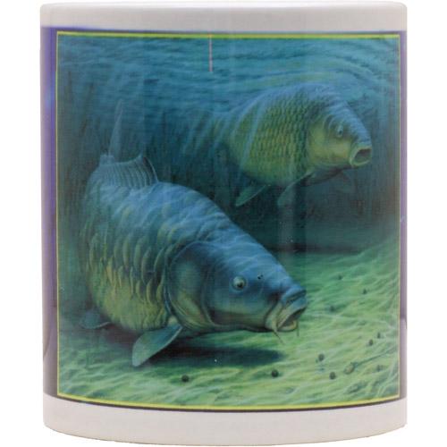 Gardner Tackle 'Two Carp' Ceramic Mug