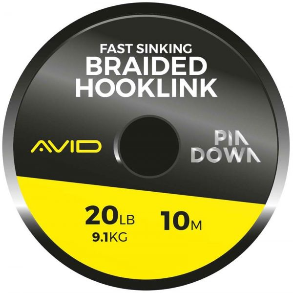 Avid Carp Pindown Braided Hooklink