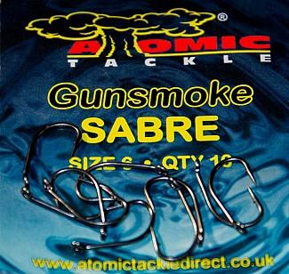 Atomic Sabre Size 7 Gunsmoke