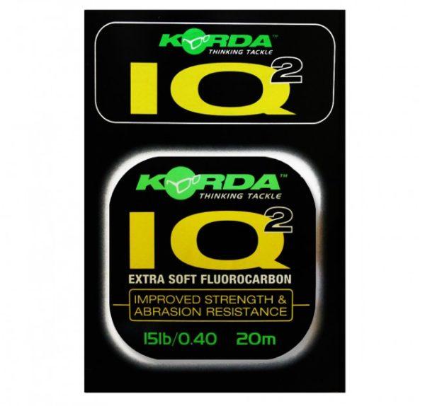 Korda IQ2 Soft Fluorocarbon Hooklink