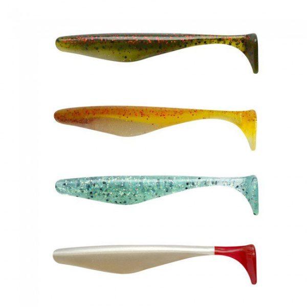 Drennan Dropshot Lures Paddle Tails
