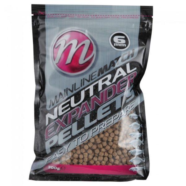 Mainline Match Expander Pellets Neutral