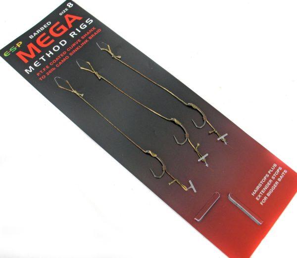 ESP Mega Method Feeder Rigs