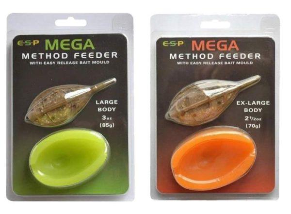 ESP Mega Method Feeder Moulds
