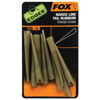 Fox Edges Naked Inline Tail Rubbers