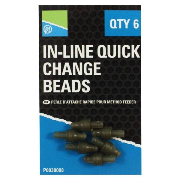 Preston Innovations Inline Quick Change Beads