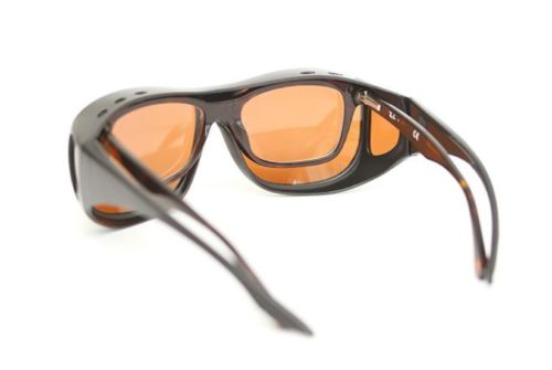 Fortis Eyewear Overwrap Polarised Fit Over Sunglasses