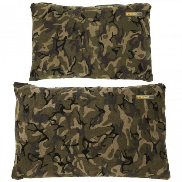 Fox Camolite Pillows