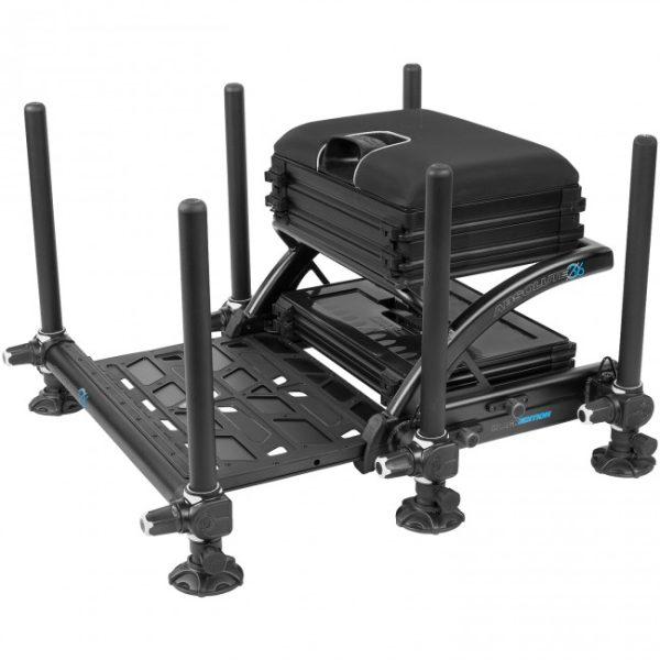 Preston Innovations Absolute 36 Station Black Edition Seatbox