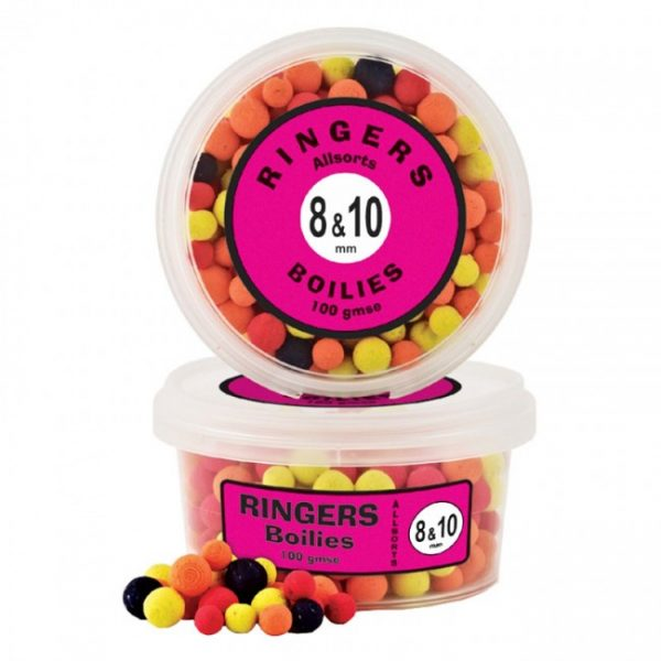 Ringers Allsorts Match Boilies