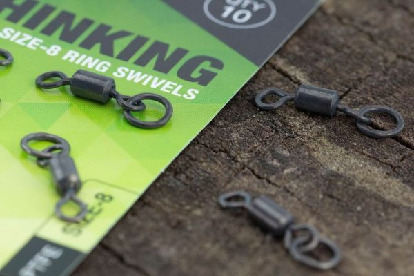 Thinking Anglers PTFE Ring Swivels