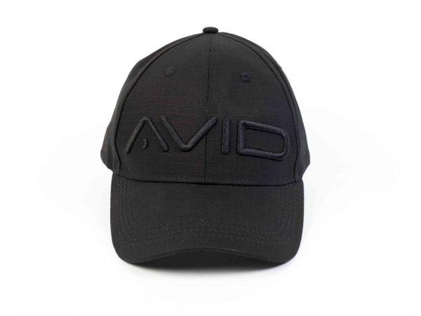 Avid Carp Ripstop Black Cap