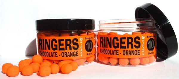 Ringers Chocolate Orange Wafters