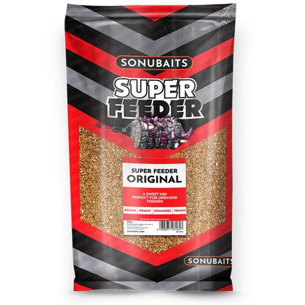 Sonubaits Super Feeder Original Groundbait