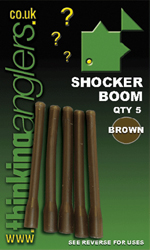 Thinking Tackle Boom Shockers