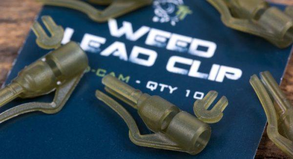 Nash Tackle Weed Lead Clip