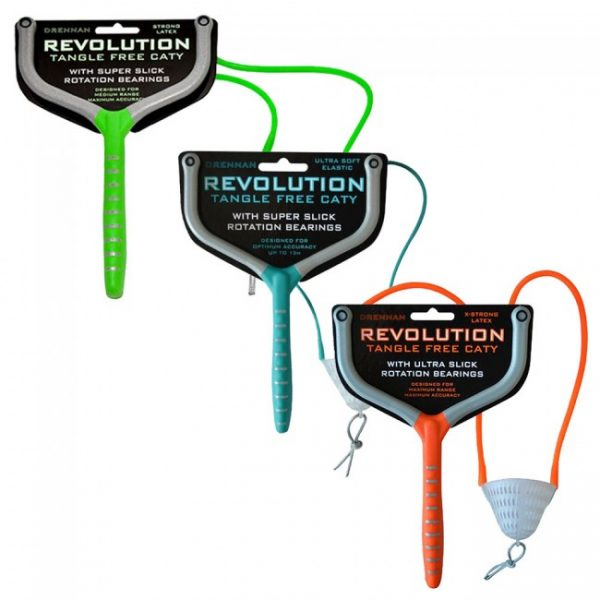 Drennan Revolution Tangle Free Catapults