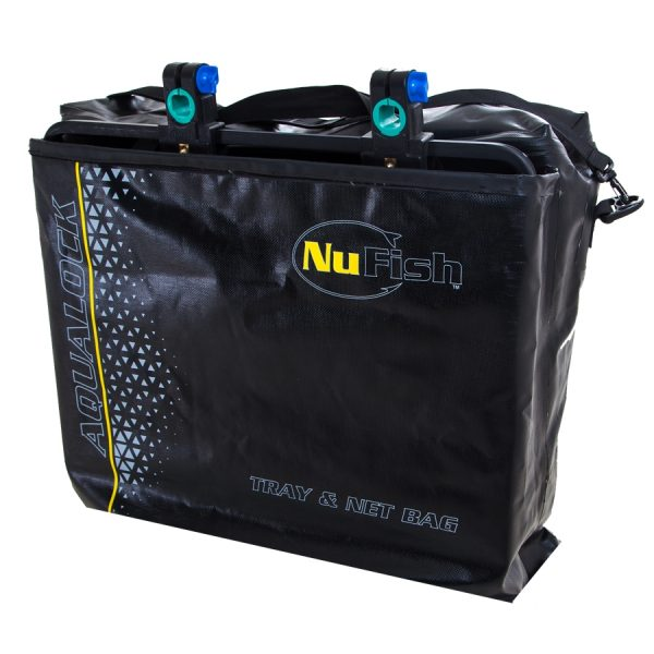 Nufish Tray & Net Bag