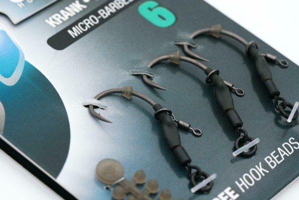 Korda Krank Spinner Hook Sections