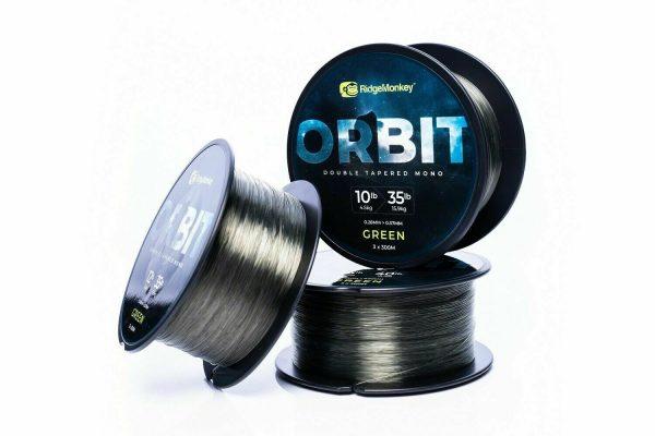 Ridgemonkey RM-Tec Orbit Double Tapered Mono / Line 3 x 300m