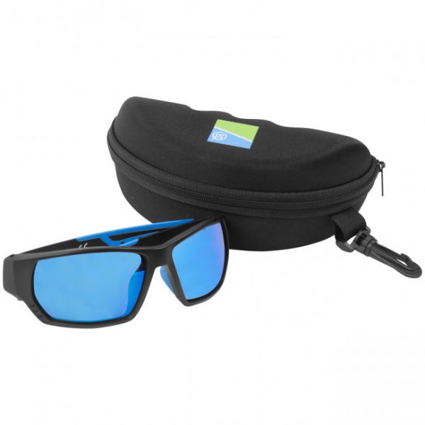 Preston Blue Lens Floating Polarised Sunglasses