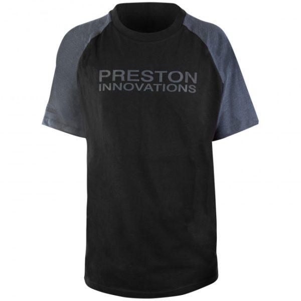 Preston Innovations Black T-Shirt