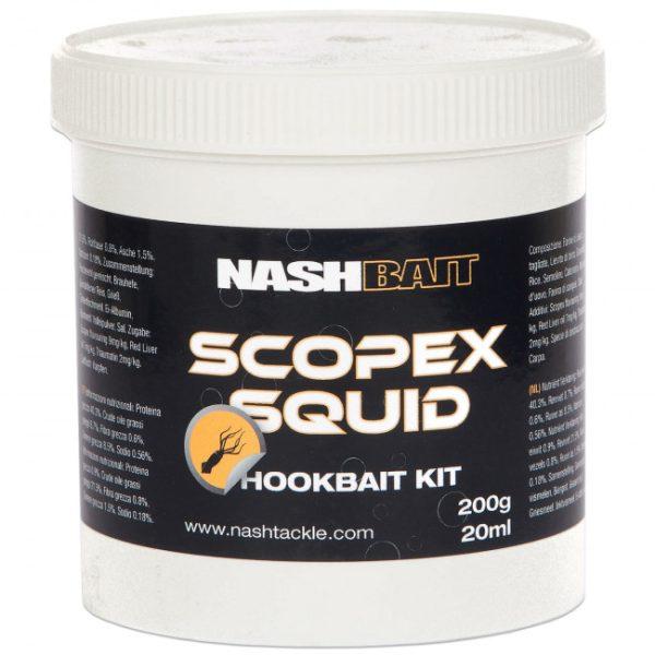 Nash Scopex Squid Hookbait Kit