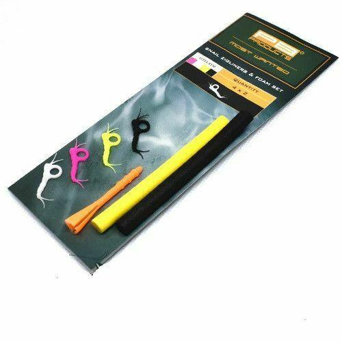 PB Products Snail Zigligners & Foam Set