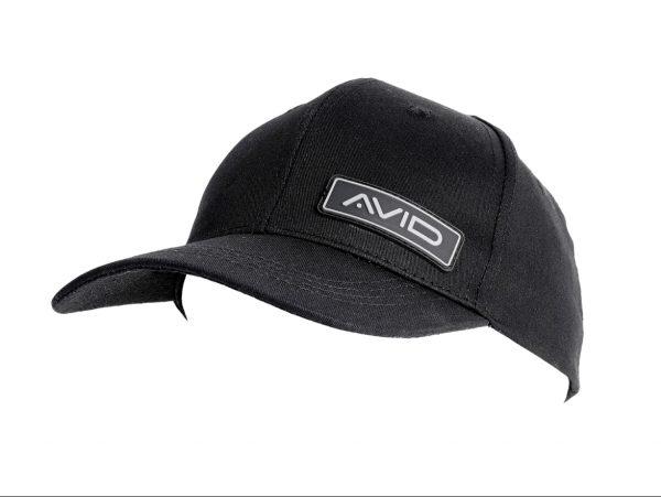 Avid Baseball Cap Black